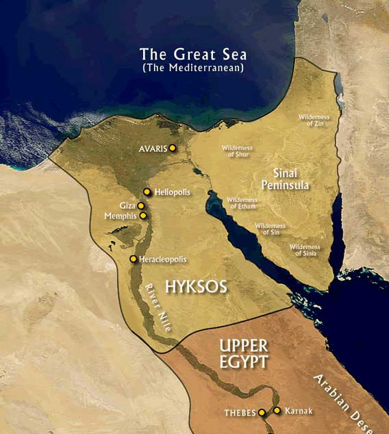 kart over gamle egypt Faraoene nevnt i Bibelen – Israels fyrster i Gosen | BibelMuseum kart over gamle egypt