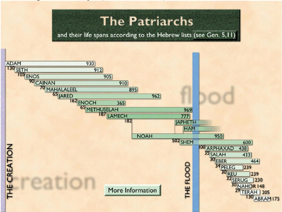 Skapelsen det gamle testamentet